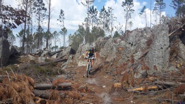 A - Z Elgin mountain bike tour