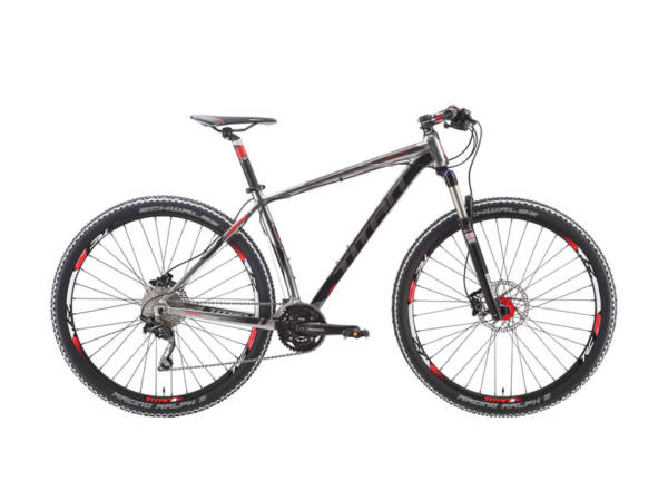 bicycle rental cape town - titan comp 2015 - 29er