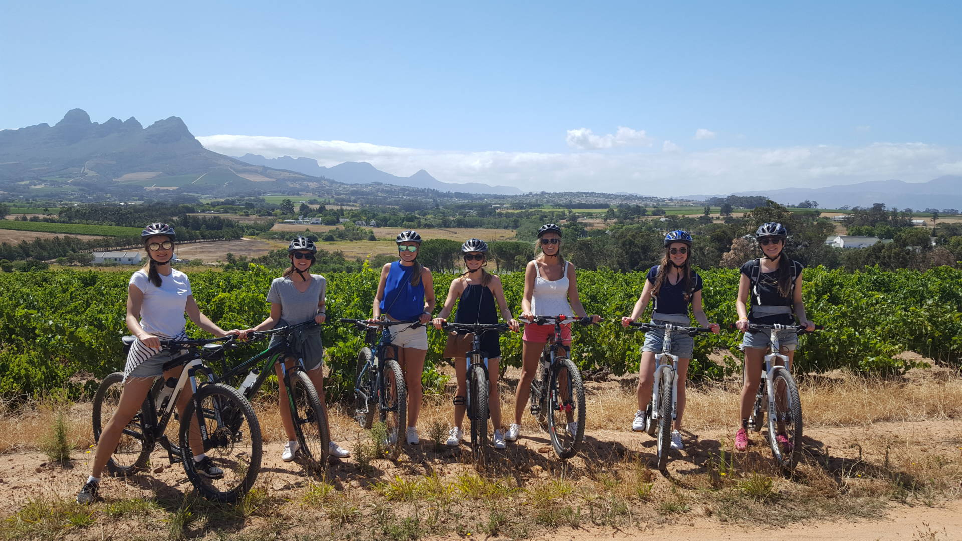 Cape Town bicycle tours 1